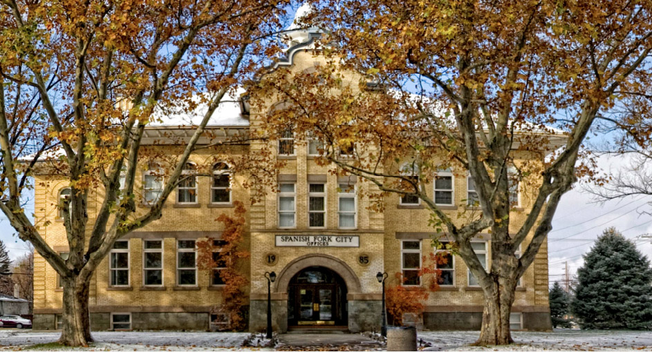 Image of Spanish Fork Ut City Building